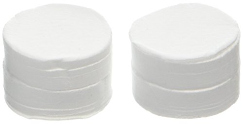 Camlab 1171200 Grade 259 [Gf/A] Glass Microfiber Filter, 1.6µm, 24 mm Diameter (Pack of 100) from Camlab