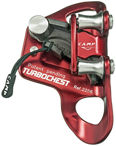CAMP Turbochest Ascender 2019 safety climbing accessories from CAMP