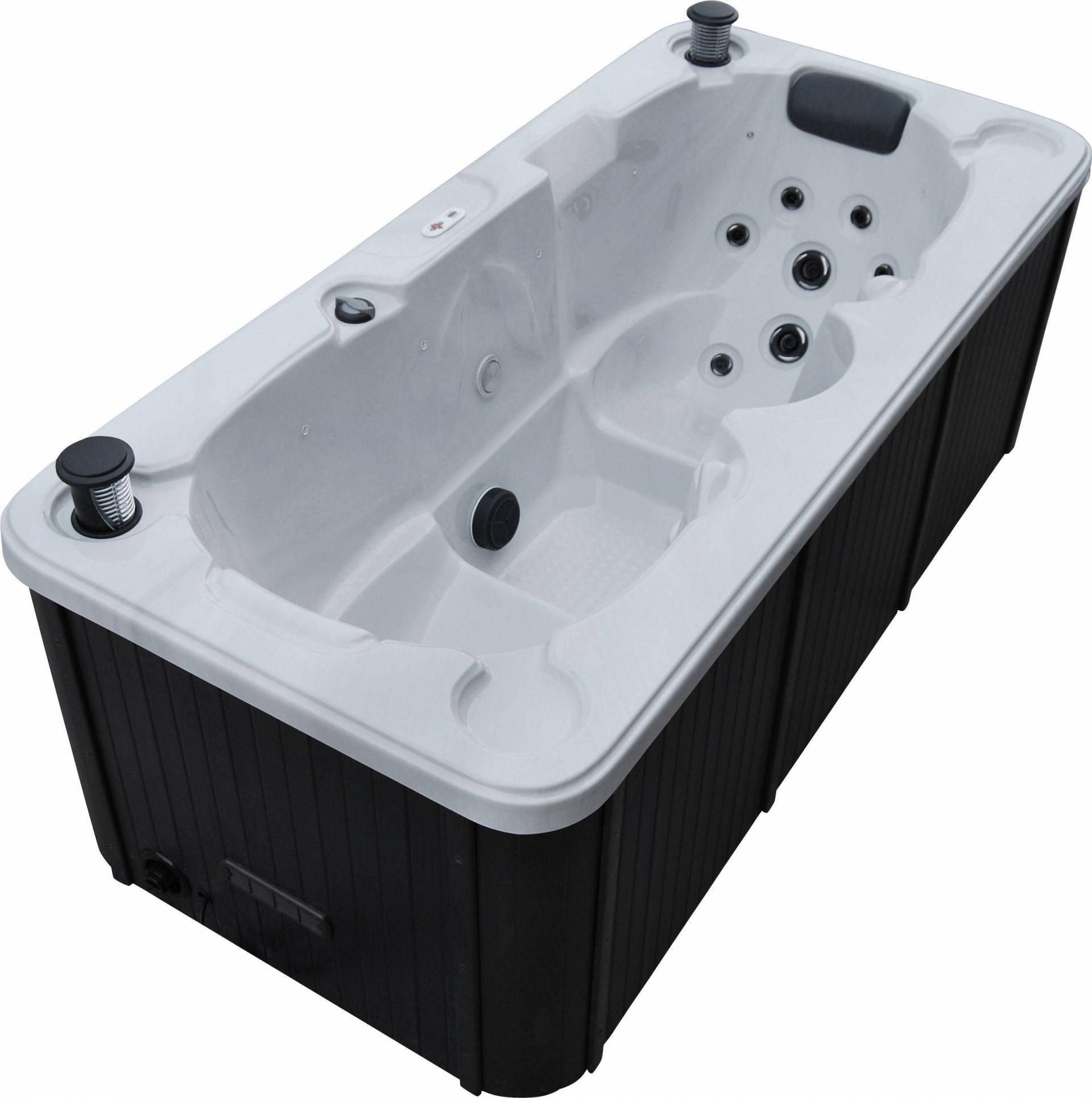 Canadian Spa Co. Yukon Plug & Play 2 Person Hot Tub. from Canadian Spa Company