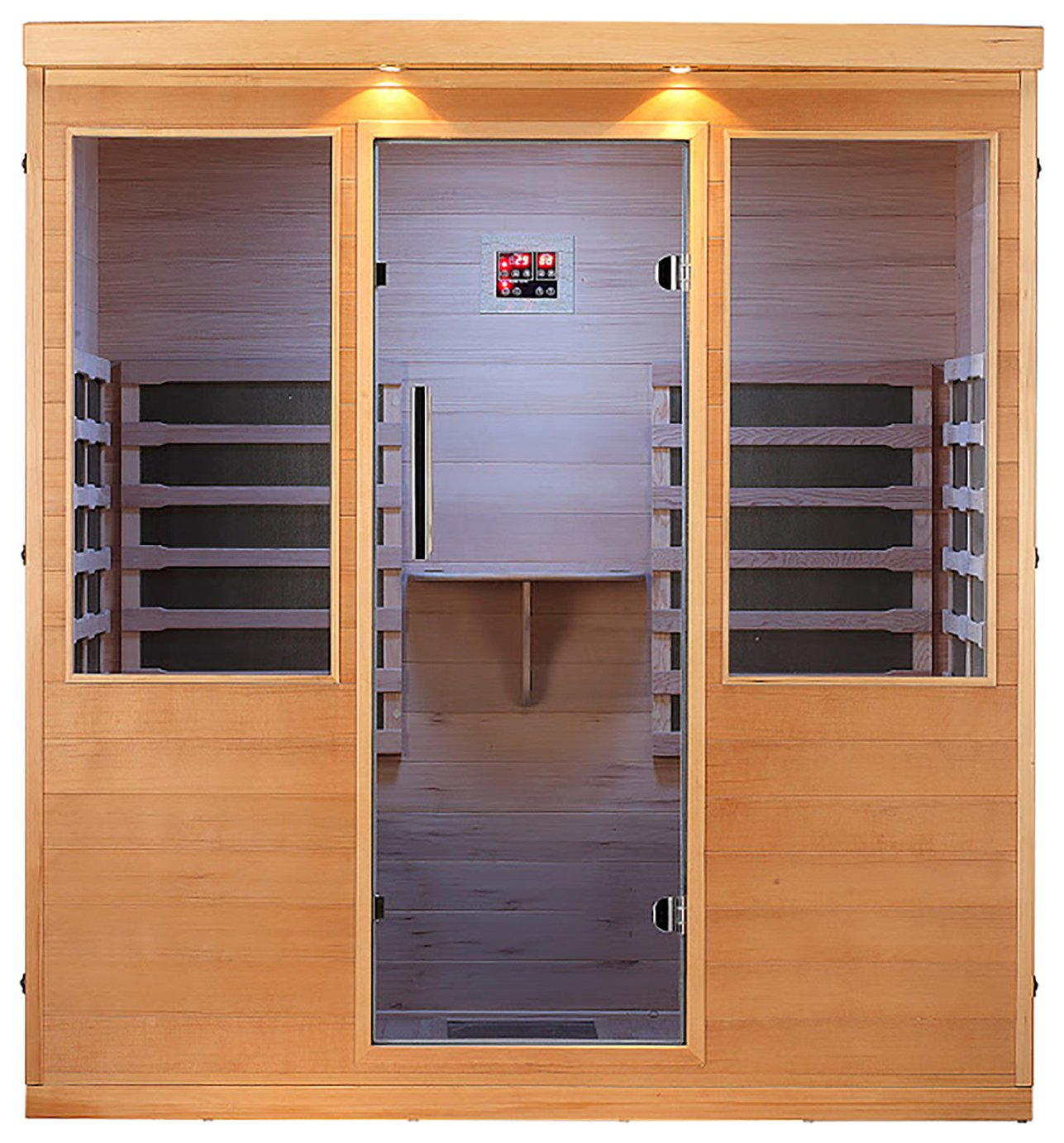 Canadian Spa Whistler 4 Person Far Sauna - 50HZ from Canadian Spa Company