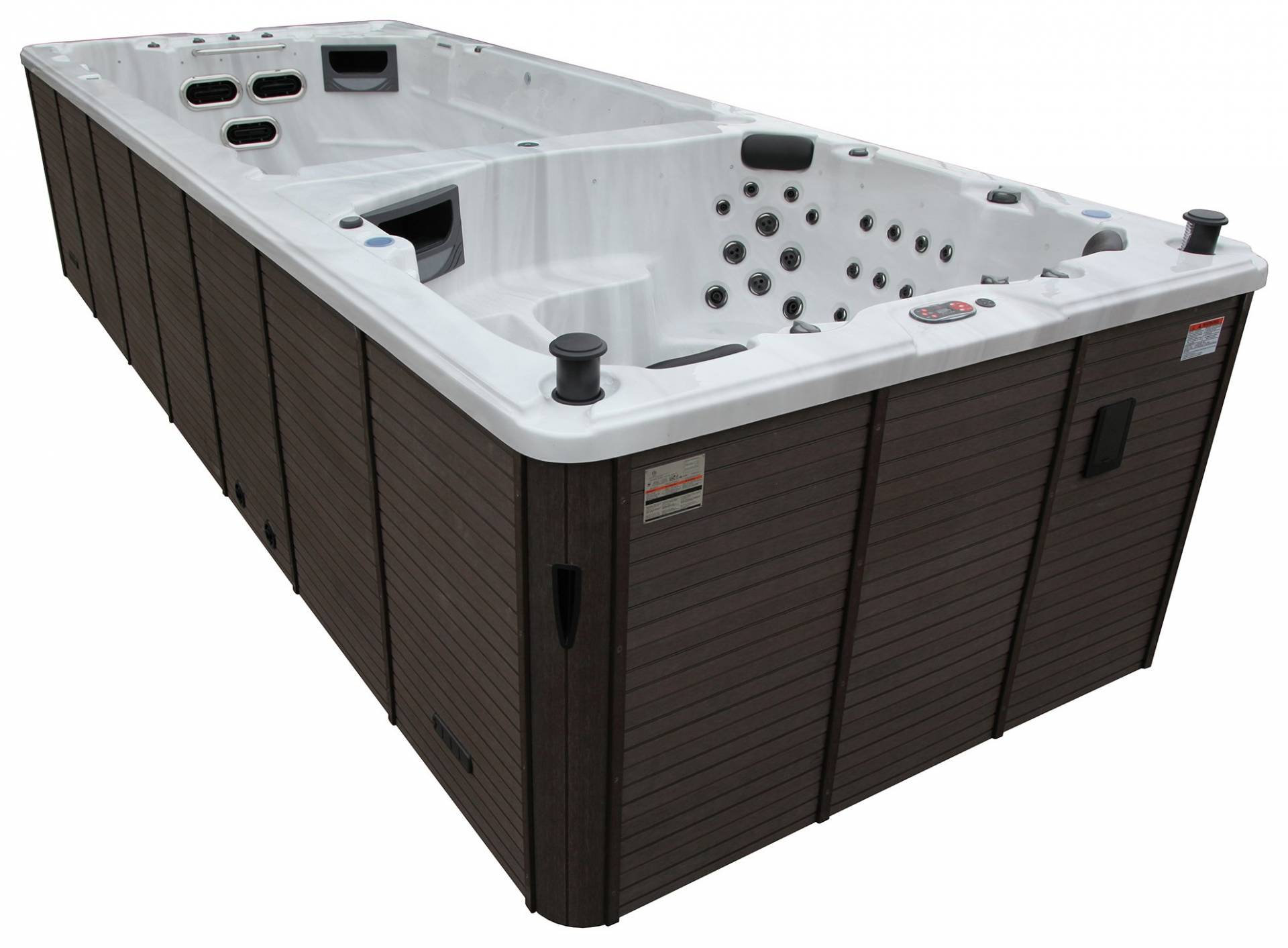 St Lawrence Swim Hot Tub - 20ft. from Canadian Spa Company