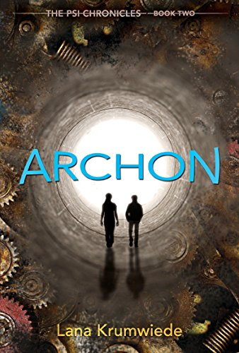 Archon (Psi Chronicles) from Candlewick Press (MA)