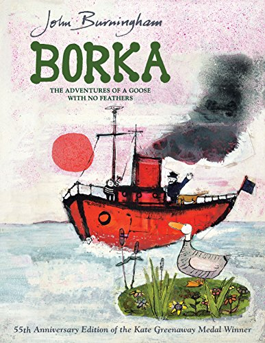 Borka: The Adventures of a Goose with No Feathers from Candlewick Press (MA)