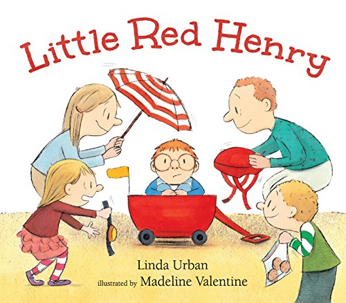 Little Red Henry from Candlewick Press (MA)