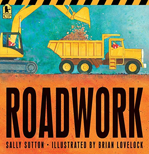 Roadwork (Construction Crew) from Candlewick Press (MA)