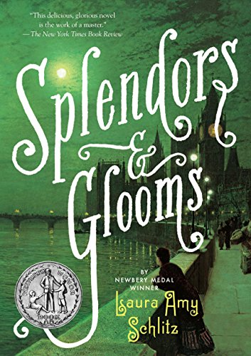 Splendors and Glooms from Candlewick Press (MA)