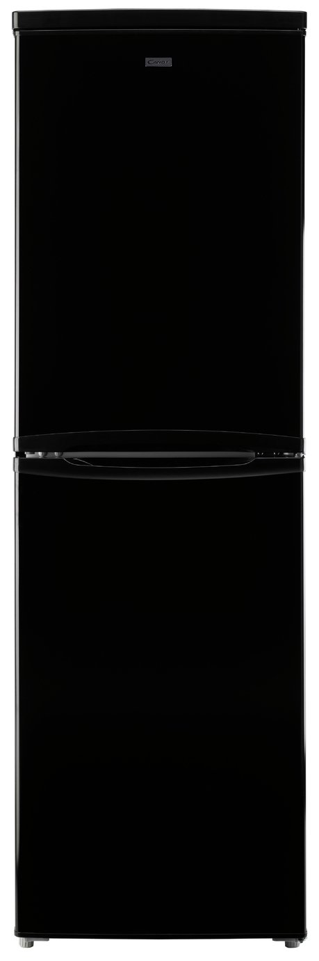 Candy - CCBF5172BK Tall - Fridge Freezer - Black from Candy