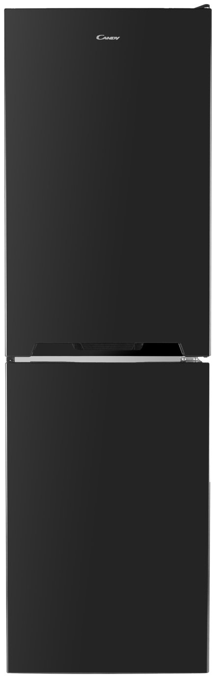 Candy CVS1745BK Fridge Freezer - Black from Candy