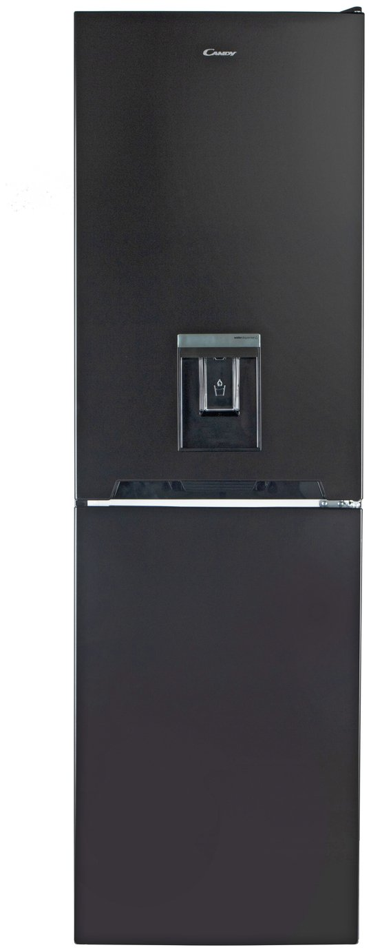 Candy CVS1745SBWDK Fridge Freezer - Black from Candy
