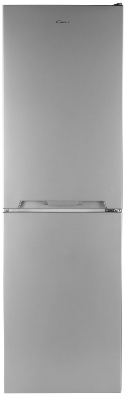 Candy CVS1745SK Fridge Freezer - Silver from Candy