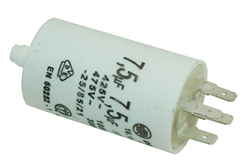 Candy  Tumble Dryer Capacitor. Genuine Part Number 92215292 from Candy