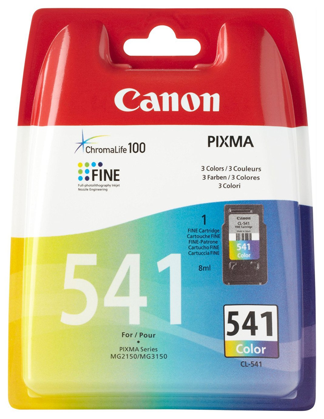 Canon CL-541 Ink Cartridge - Colour from Canon