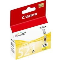 Canon CLI-521Y Yellow Original Cartridge from Canon