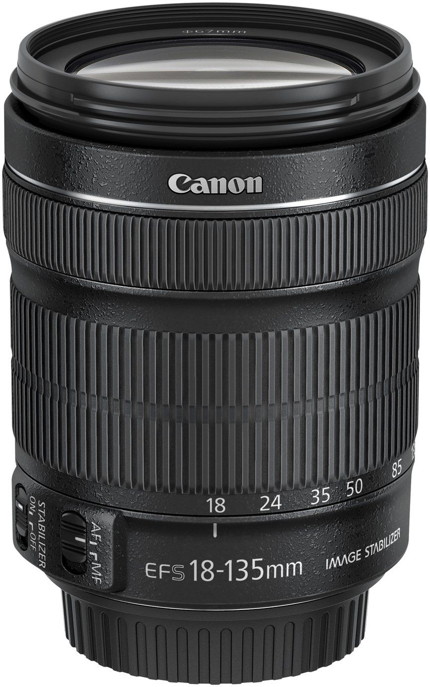 Canon EF-S 18-135mm f/3.5-5.6 IS STM Lens from Canon