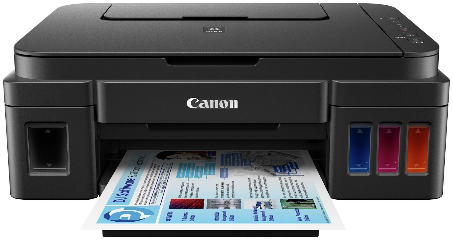 Canon G3501 3-in-1 Wireless Printer from Canon