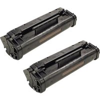 Compatible Multipack Canon MultiPass L90 Printer Toner Cartridges (2 Pack) -RT-2P-FX3_6128 from Printerinks