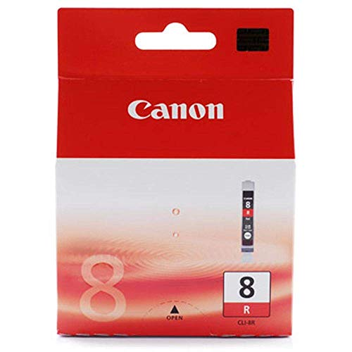 Canon Original Red Ink Tank CLI-8R from Canon