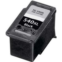 Compatible Black Canon PG-540XL High Capacity Ink Cartridge (Replaces Canon 5222B005) from Printerinks