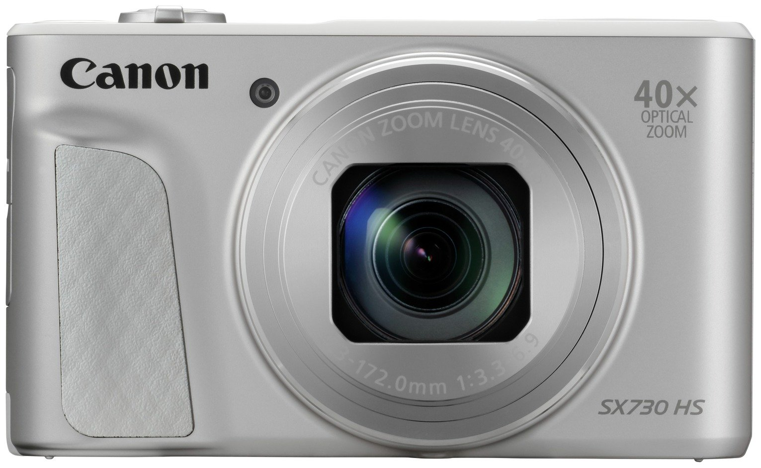 Canon PowerShot SX730 HS 20MP 40x Zoom Camera - Silver from Canon