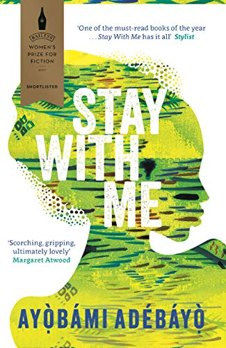 Stay With Me from Canongate Books