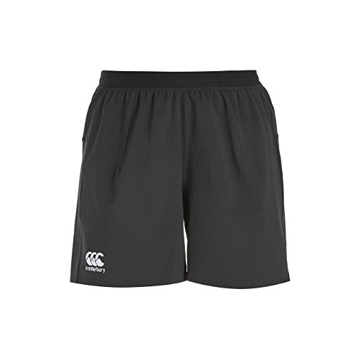 Canterbury of New Zealand Men's Tournament Shorts, Black, Medium from Canterbury