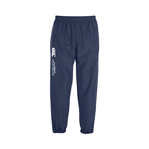 Canterbury Boys Cuffed Stadium Pants, Navy, 8 from Canterbury