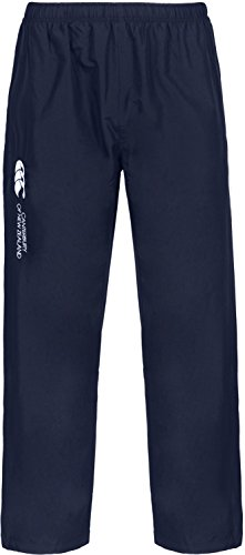 Canterbury Boys' Open Hem Stadium Pant - Navy, 8 years from Canterbury