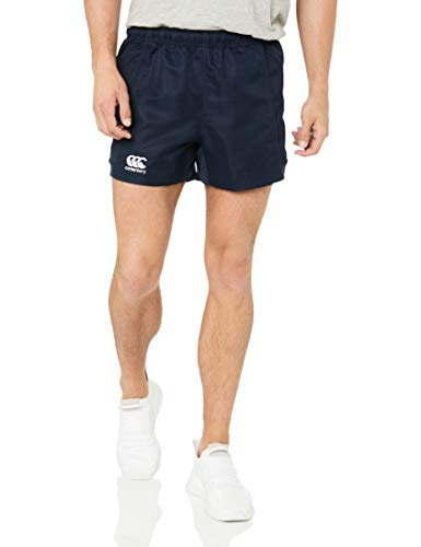 Canterbury Men's Advantage Rugby Shorts, Blue (Navy), Small from Canterbury