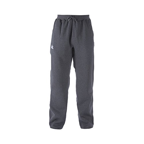Canterbury Men's Combination Sweat Pants - Charcoal Marl, Large from Canterbury