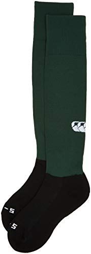 Canterbury Plain Playing Socks, Forest, Junior 11 - 1,  Manufacture Size : XS from Canterbury