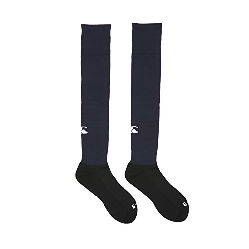 Canterbury Plain Playing Socks, Navy, Junior 11 - 1, Manufacture Size : XS from Canterbury