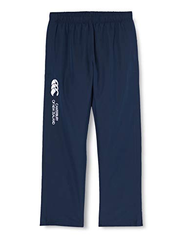 Canterbury Women's's Open Hem Stadium Pants - Navy, Size 8 from Canterbury