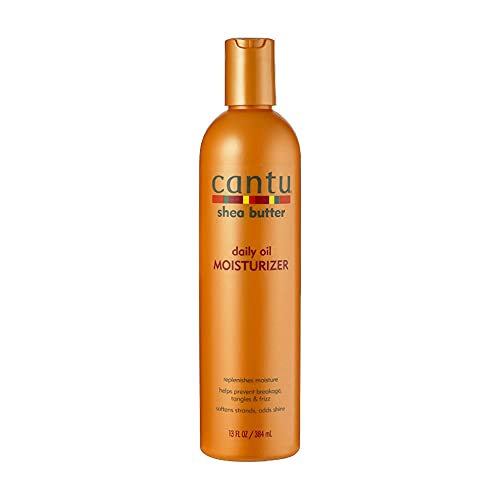 Cantu Shea Butter Daily Oil Moisturizer (For All Type Of Hair) 385ml from CANTU