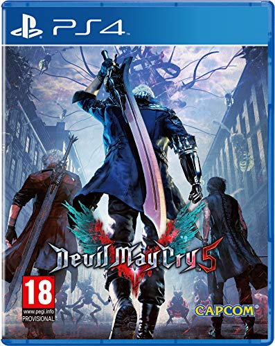 Devil May Cry 5 (PS4) from Capcom