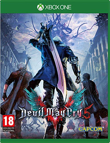 Devil May Cry 5 (Xbox One) from Capcom