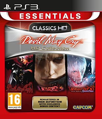 Devil May Cry HD Collection (PS3) from Capcom