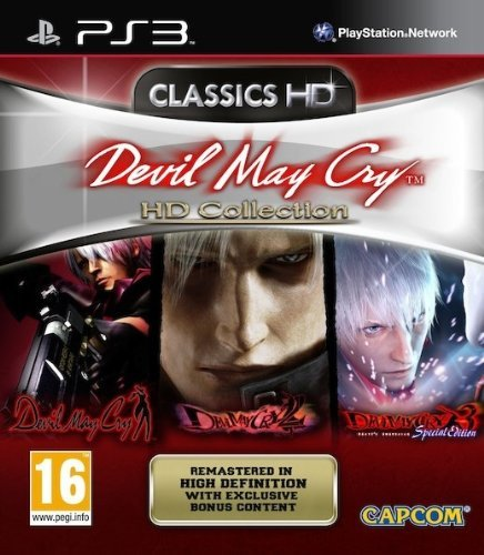 Devil May Cry HD Collection (PS3) by Capcom from Capcom