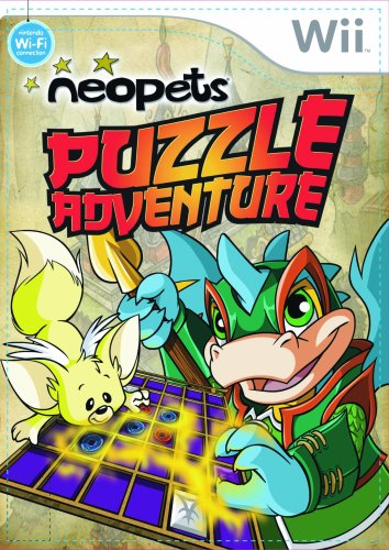 Neopets Puzzle Adventure [German Version] from Capcom