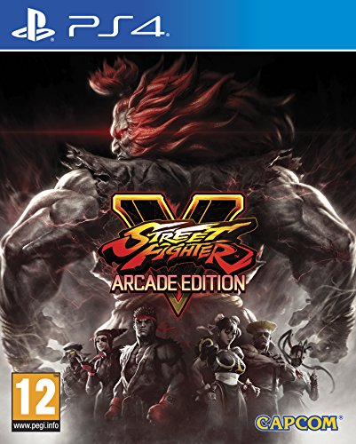 Street Fighter V Arcade Edition (PS4) from Capcom