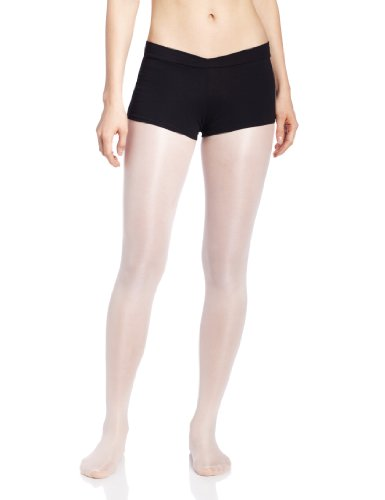Capezio Women CC600 Boy Short - Black, Medium from Capezio