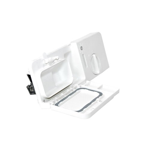 Detergent Dispenser for Caple Dishwasher Equivalent to 812890054 from Caple