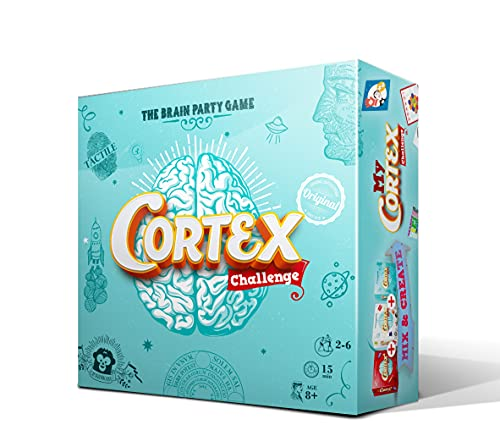 Captain Macaque Cortex Challenge Card Game from Asmodee