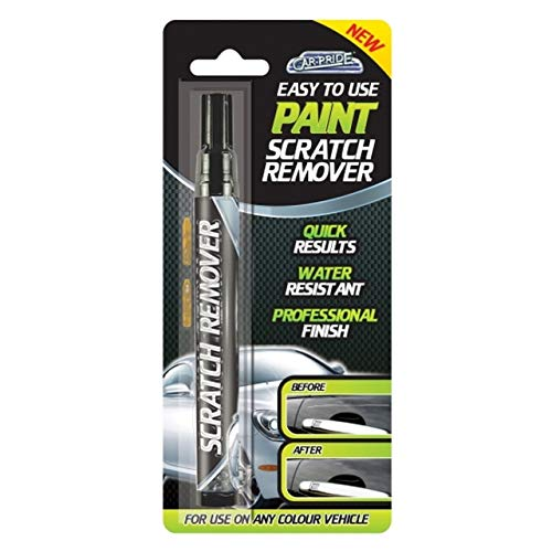Car Pride Paint Scratch Remover Pen - For Use On Any Colour Vehicle from Car Pride