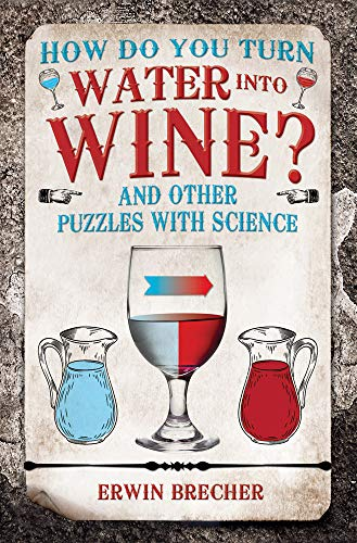 How Do You Turn Water into Wine?: And Other Puzzles with Science (Puzzle Books) from Welbeck Publishing