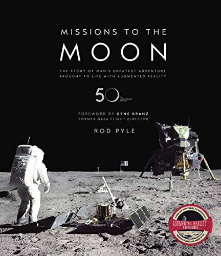 Missions to the Moon (Augmented Reality) from Carlton Books Ltd