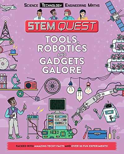 Coding Robotics and Gadgets Galore (Stem Quest) from Carlton Kids