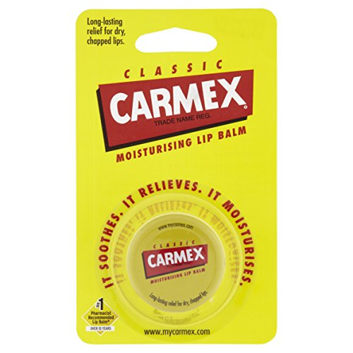 Carmex Original Lip Balm Pot 7.5 g (Pack of 8) from Carmex