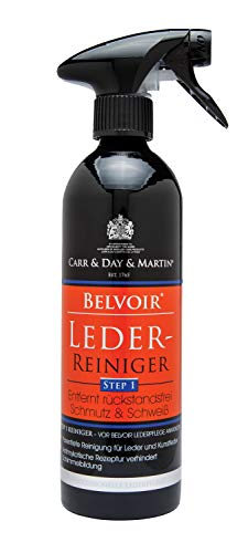 Carr & Day & Martin - Belvoir Tack Cleaner Step 1 Spray x 500 Ml from Carr & Day & Martin