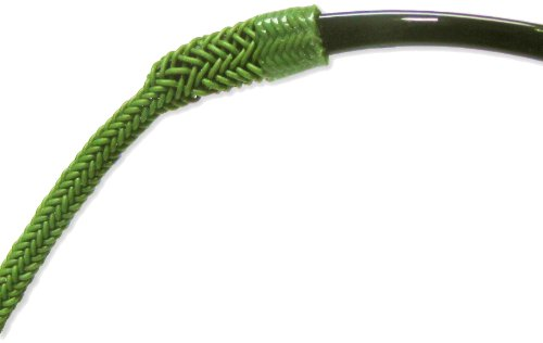Carson Gripz Braided Silicon Eyewear Retainer - Green from Carson
