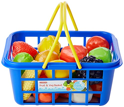 CASDON Little Shopper Fruit and Vegetable Basket from Casdon